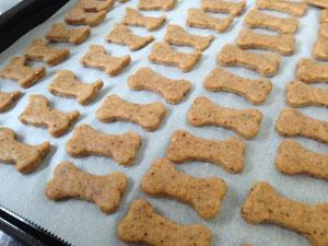 ダンディライオンのクッキー